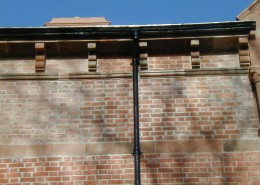 Clifton House, Belfast - Apex Heritage, Cast Iron Guttering