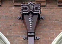 St. Pancreas Station, London – Apex Heritage Cast Iron Rainwater System