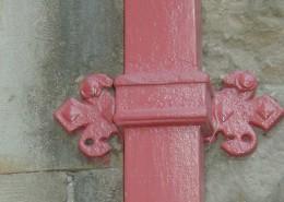 Belfast Castle, Belfast – Cast Iron Gutter, Painted Finish
